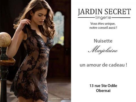 meilleur site web be2b7 6624c Nuisette Marjolaine un amour de cadeau ! | Jardin Secret ...